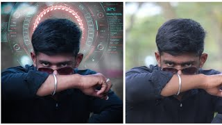 Instagram viral photo editing | futuristic effect | lightroom mobile | PicsArt mobile app |