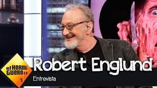 """Robert Englund: """"Mi pesadilla es hacer la ciencia del programa"""" - El Hormiguero 3.0"""
