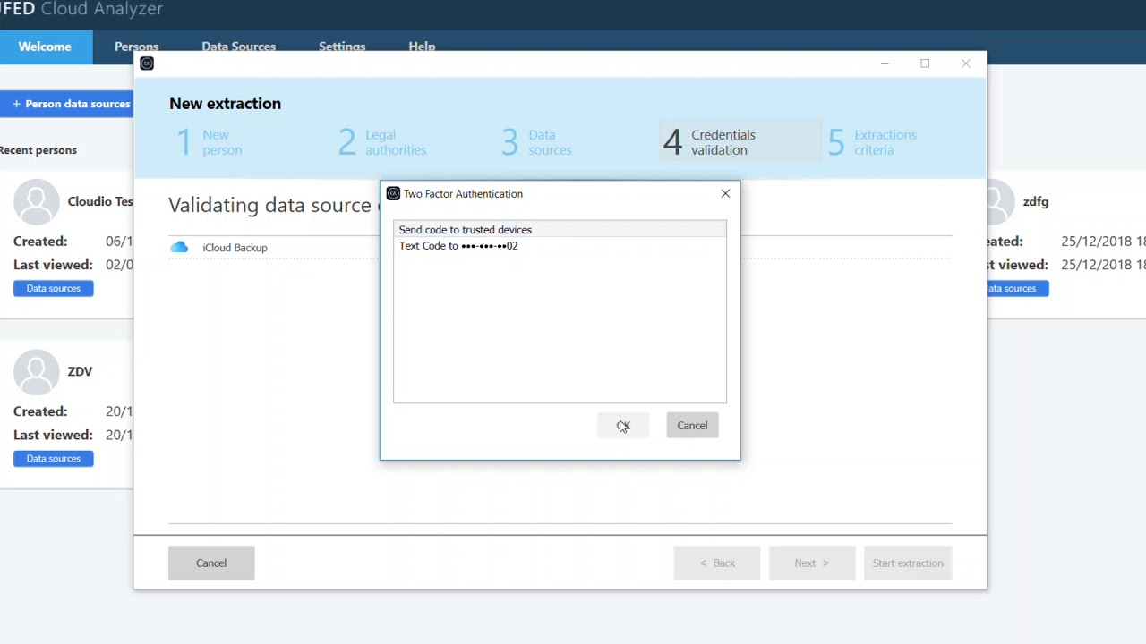 Cloud Analyzer 7 8 - Release Highlights - Data from iCloud and Samsung  Backups