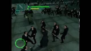 The Matrix : Path of Neo [PC] Gameplay
