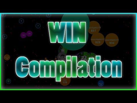 Agar.io - WIN/WIN Compilation - Presplits, Doublesplits, Good plays thumbnail