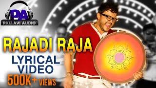 Raja di raja || Zoom Title Song With Lyrics || Golden star Ganesh, Radhika Pandit