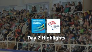 Day 2 Highlights - IKF U21 EKC 2019