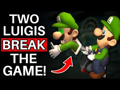Is it Possible to Beat Luigis Mansion if You Clone Luigi?