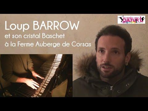 Loup Barrow à la Ferme Auberge de Corsas