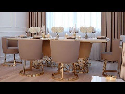Dining room decorating ideas 2018💕💕💕