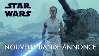 Star Wars : L'Ascension de Skywalker - Bande-annonce officielle (VOST)