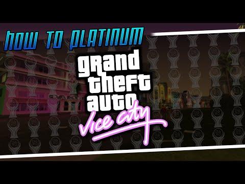How To Platinum | Grand Theft Auto: Vice City