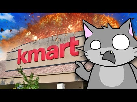 Cat Goes to KMART - AM64