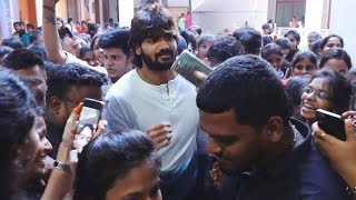 Guna 369 Movie Promotion In Vignan College Vishakapatnam Karthikeya Daily Culture