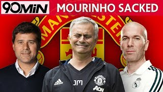 MOURINHO SACKED! Are Man United in crisis?!