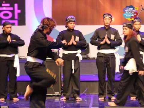#6 MAMF 2016 - PSHT - REOG PONOROGO - Live in Korea