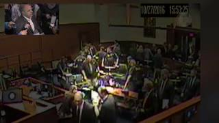 Ammon Bundy attorney Tazed (Video) w/ Audio (Interview) - Marcus Mumphford
