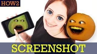HOW2: How to Screenshot!