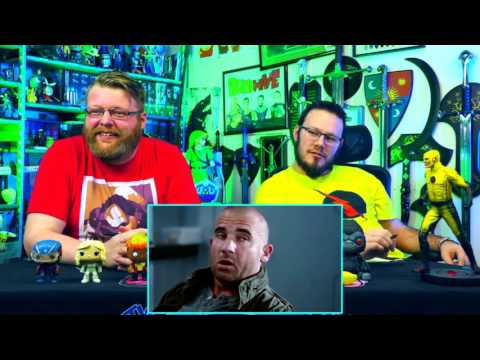 Comedy Videos Legends of Tomorrow 2x12 REACTION!! Camelot 3000