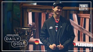 Professional Fortnite Player Kyle 'Bugha' Giersdorf Wins 3 Million At Tournament