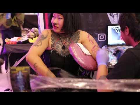 7th International Nepal Tattoo Convention - 2017