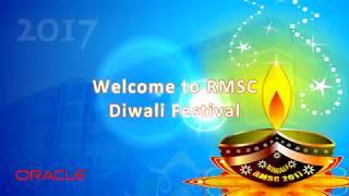 Oracle RMSC Diwali 2017 Bollywood Dance