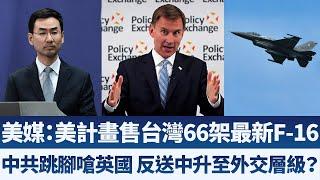 美媒:美計畫售台灣66架最新F-16|中共跳腳嗆英國 反送中升至外交層級?|早安新唐人【2019年7月4日】|新唐人亞太電視