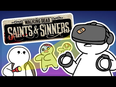 The Walking Dead Saints & Sinners - The Best VR Game Yet?!