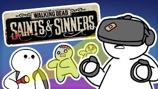 Download The Walking Dead Saints & Sinners - The Best VR Game Yet?! Mp3 and Videos