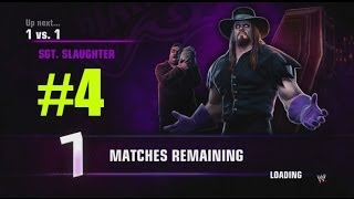 WWE All Stars Part 4 Path of Champions Undertaker XBOX 360
