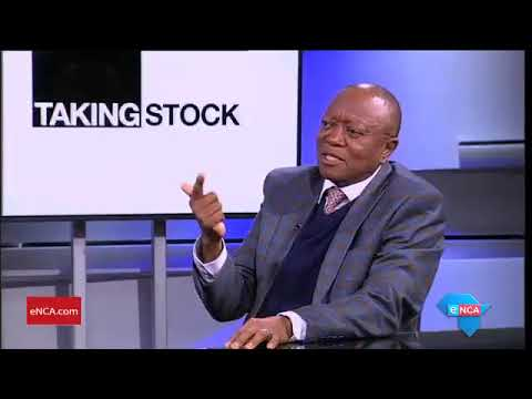 Taking Stock Transnet's Popo Molefe Part 3
