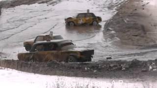автокросс русская зима  2015 ФИНАЛ Д 2 классика