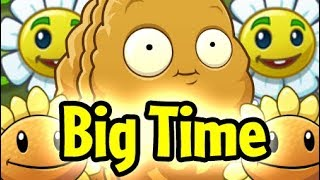 Plants vs. Zombies 2 PAK - Big Time (Hidden Mini-Game)