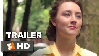 Brooklyn Official Trailer #1 (2015)   Saoirse Ronan, Domhnall Gleeson Movie Hd