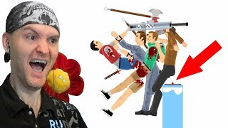 ЗА СЕКУНДУ ДО... ► Happy Wheels 207 Хэппи Вилс