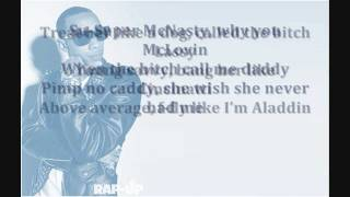 Tyga Feat. Lil Wayne - Faded (Lyrics On Screen)