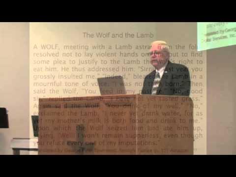 2013 Pastors' Conference #2 - John Voisey