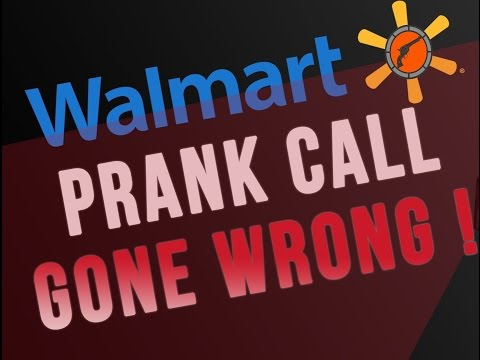 Prank Calls | Walmart Subscribes to Chrome Six Gaming