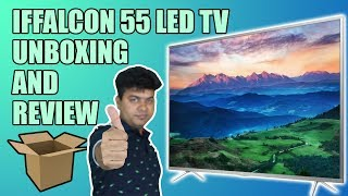 TCL IFFalcon Smart TV Best Features, Value For Money, Unboxing and Review