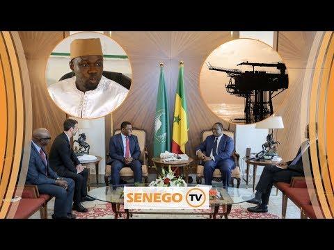 Ousmane Sonko: « Macky Sall ne travaille qu'avec des « vagabonds » »