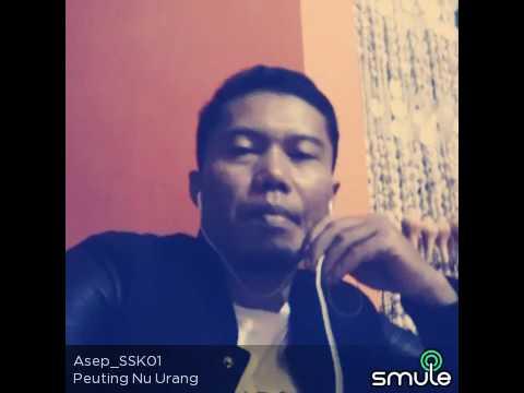 lagu degung - peuting nu urang - asep seeng