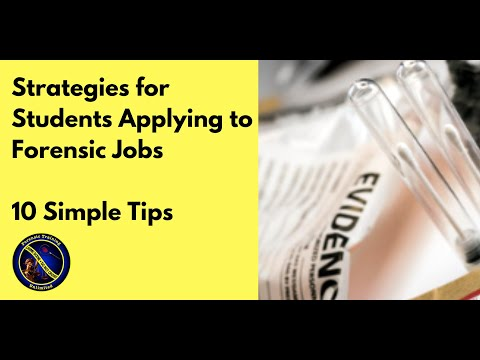 strategies-for-students-looking-for-a-forensic-career