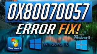 Fix Windows Update Error 0x80070057 in Windows 10 [3 Solutions] 2019