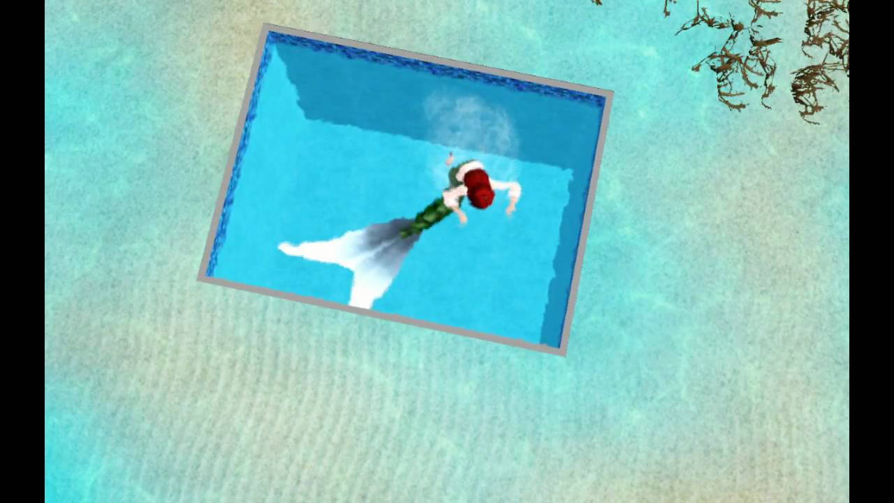 Sims 3 Mermaid Tail Costume!!! (with Download Link) - YouTube