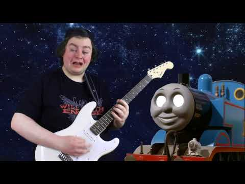 Thomas The Tank Engine Theme Song (Rewritten for fans of Rings Of Saturn)