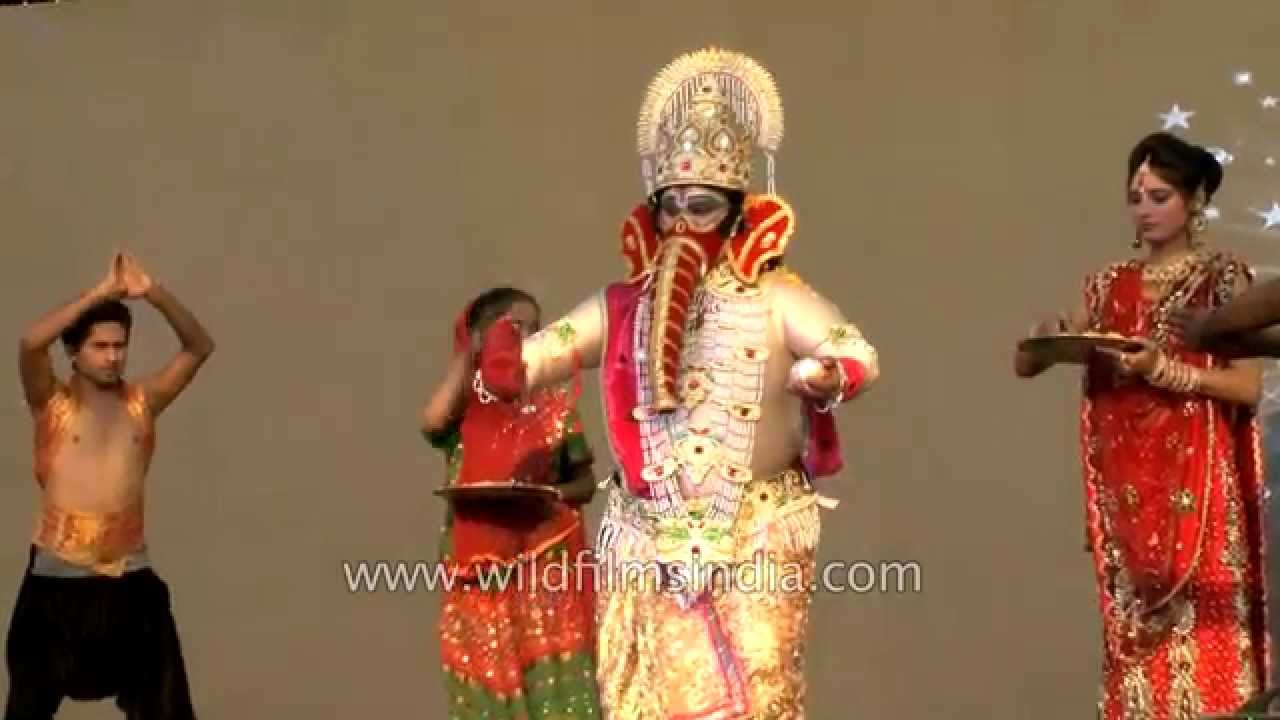 krishna bhagwan ki ramleela