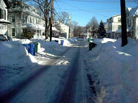 Winter 2011 - Newton, MA
