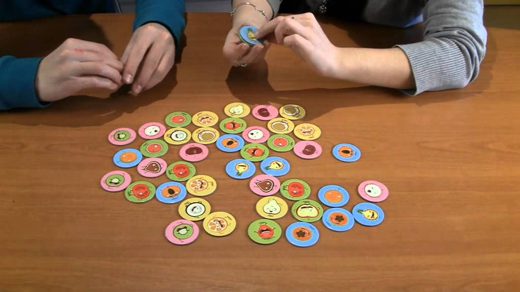 Tutti Frutti Game Instructions