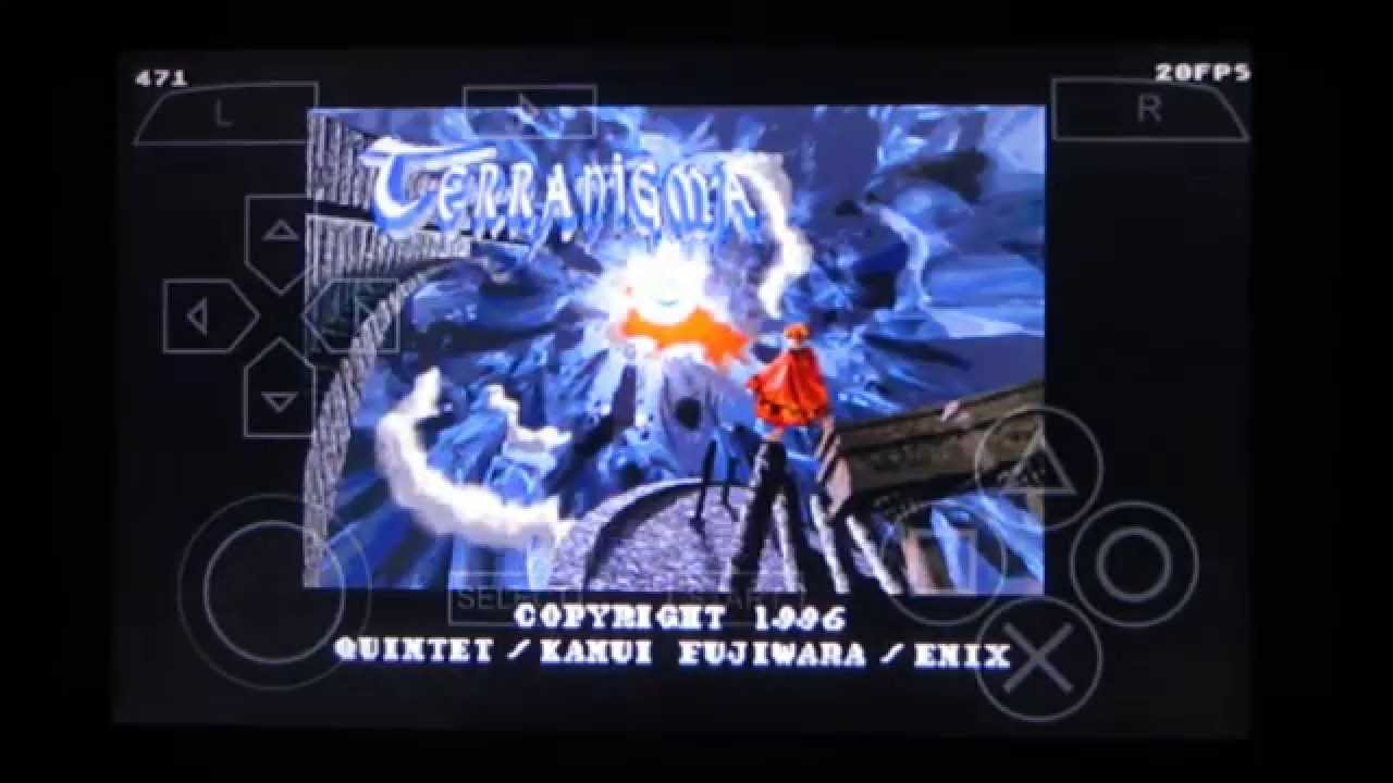 [Android][ARMV7][SNES9X] PPSSPP v1 0 1 - Terranigma