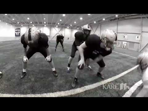 KARE 11 sports re-enacts iconic play from Super Bowl VIII