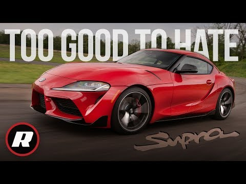 2020 Toyota Supra First Drive Review: Too good to hate | Road and Track test