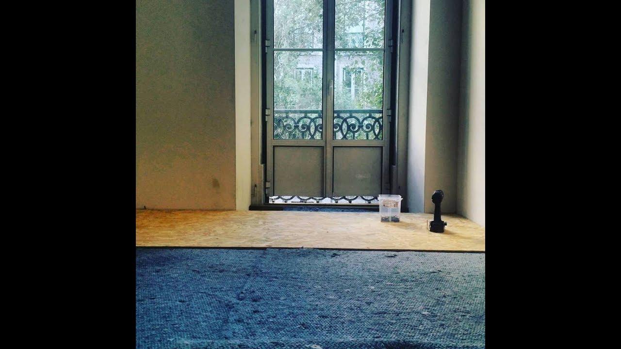 Звукоизоляция деревянного перекрытия между этажами своими руками фото 939
