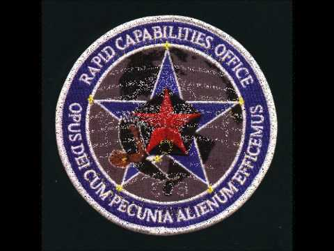 Pentagon Black Projects - The Patches