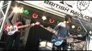 BRITISH ANTHEMS Vol.8 2009.12.6 SUN @Shinkiba Studio Coast The Vaselines, Patrick Wolf, Johnny Foreigner, James Yuill, Bombay Bicycle Club, Two Door ...